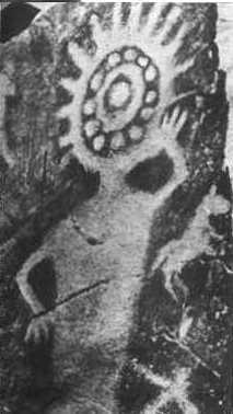tassili-najjer Arte neolítico sahariano. VIII- IV milénio a.c. Tassili n' Ajjer, Argelia.