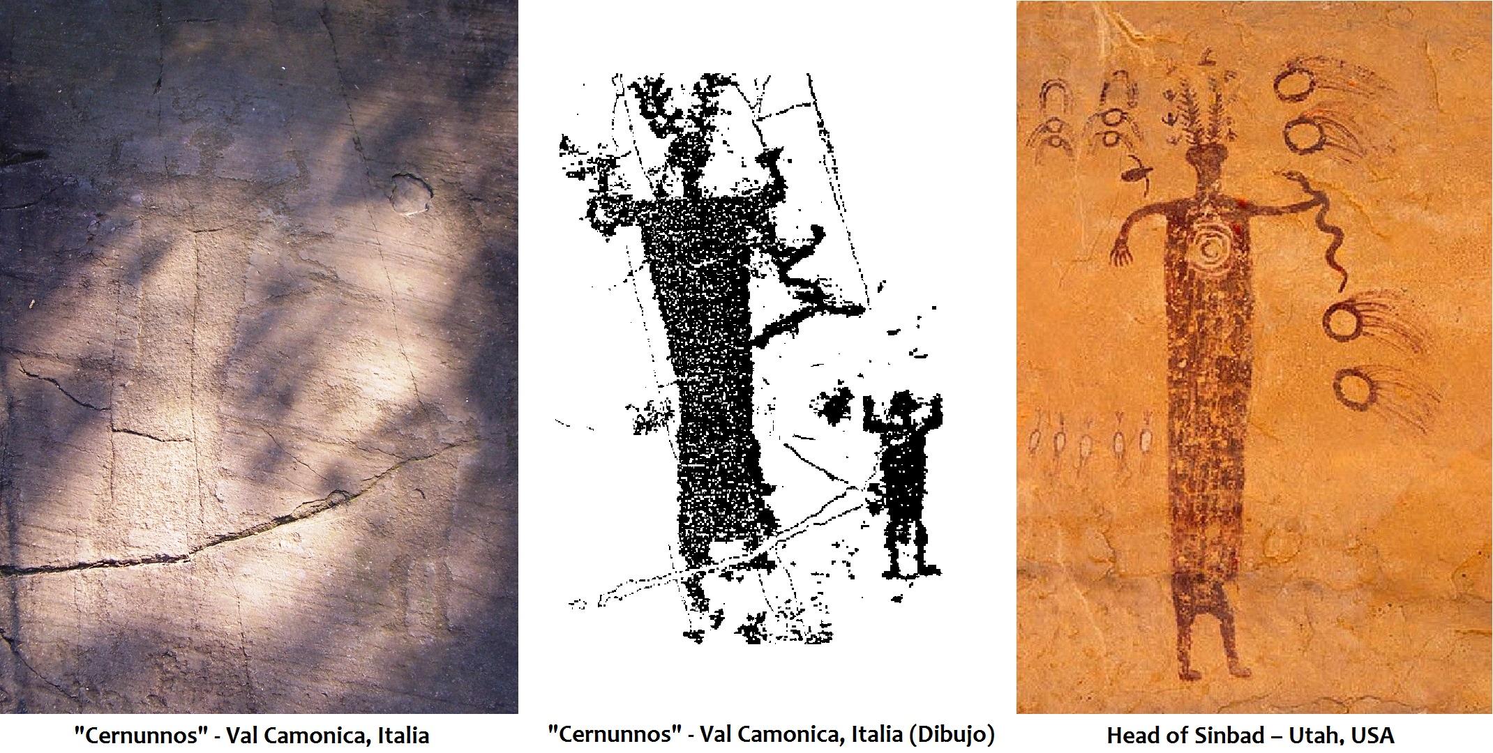 Arte rupestre reydekish historias de la antig edad for California chiude l utah