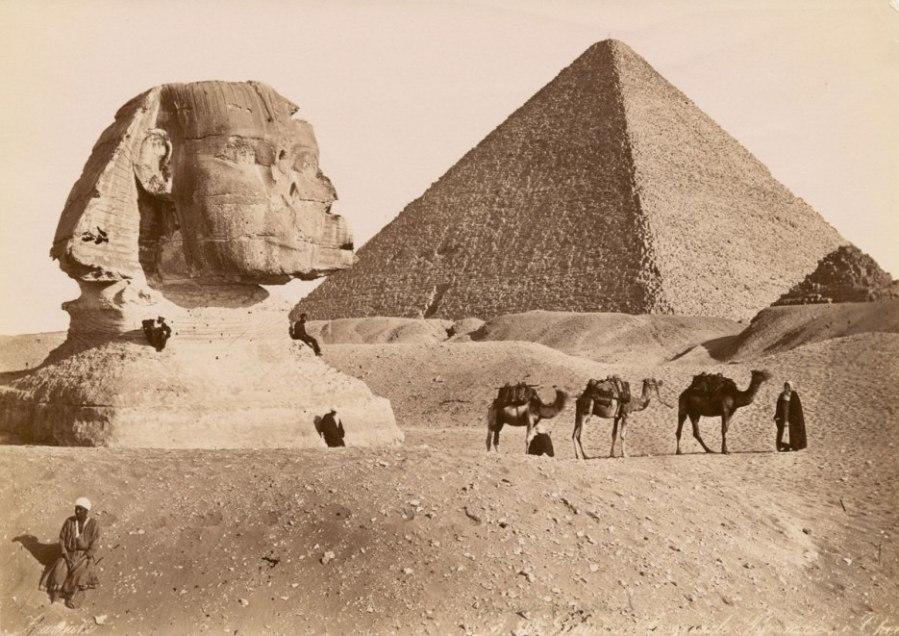 sphinx-pyramids-1900s-vintage-old-school