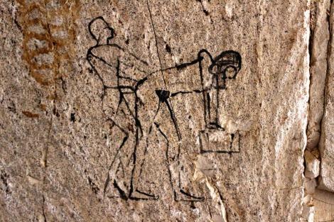 Senenmut y Hatshepsut