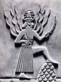 Shamash-Utu-relieve