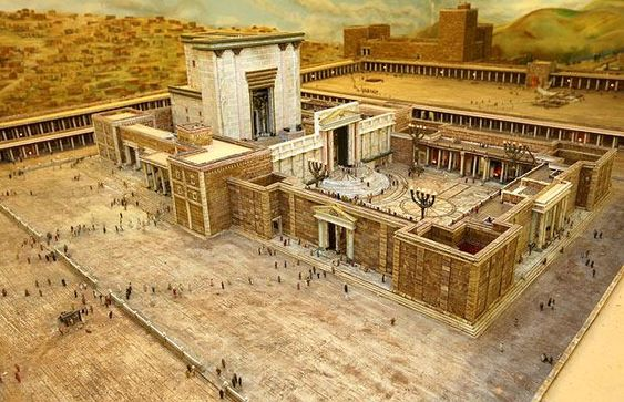 Resultado de imagen de primer templo
